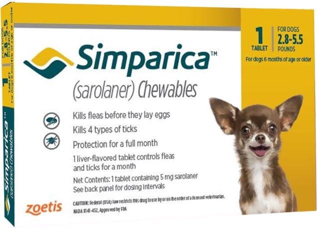 Simparica for Dogs Cost, Side effects, Reviews, Safety